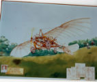 WL Quick Flying Machine Sketch Built in Madison County